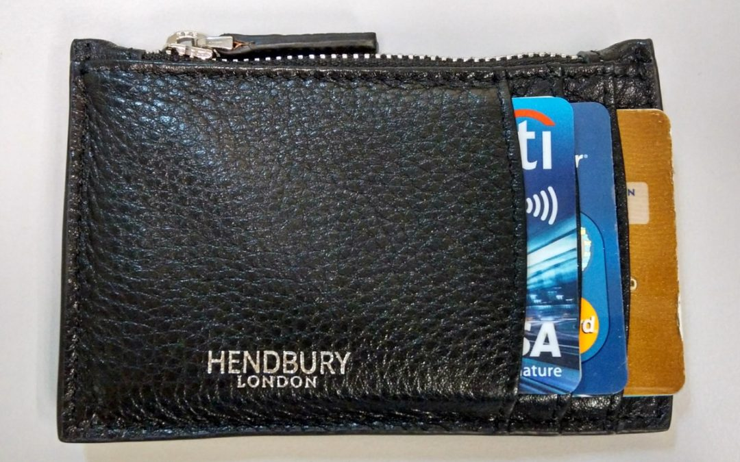 Hendbury Sloane Edition Card Holder